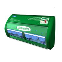 Salvequick Pleisterdispenser Blue Detectable