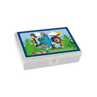 Verbanddoos Mini 'Kids Jungle' U-5