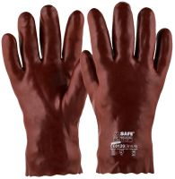 M-Safe PVC Premium Red 17-127 handschoen 1 paar