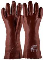 M-Safe PVC Premium Red 17-135 handschoen 1 paar