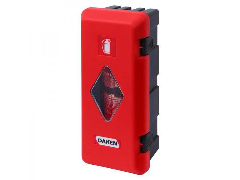 daken brandblusserbox 170190mm roodzwart