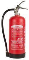 Composiet brandblusser 6 liter schuim