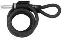 AXA insteekkabel Newton 1800 x 10 mm zwart