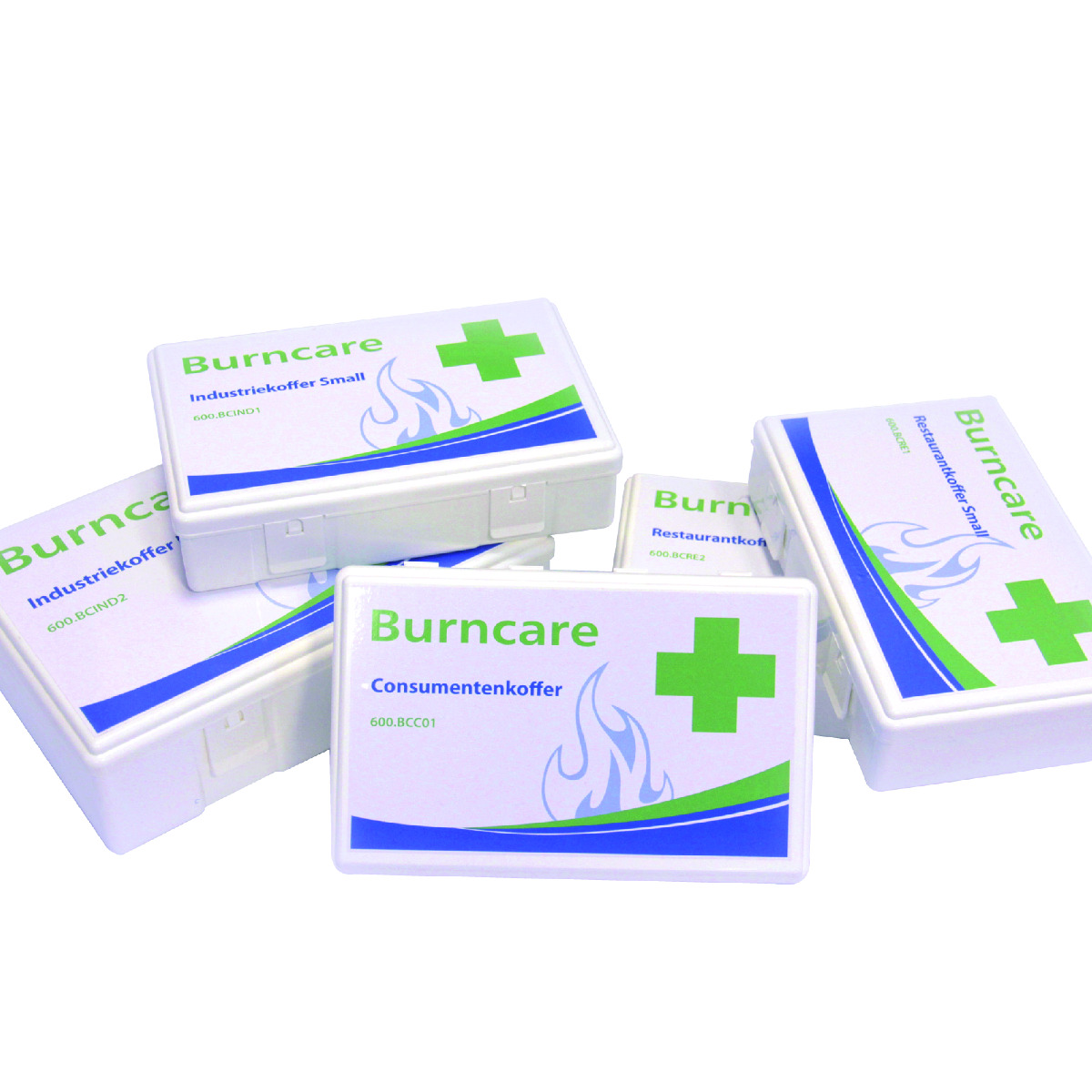 burncare industriekoffer small
