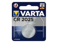 Varta Lithium CR2025 3.0V (20.0 x 2.5) in blister