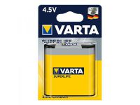 Varta Superlife batterij 4,5V in blister
