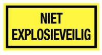 Niet explosieveilig pp 200x100mm