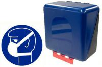 Secubox mondbeveiliging mini blauw 23,6x12x12cm