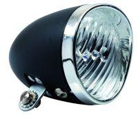 Simson koplamp Classic led batterij zwart