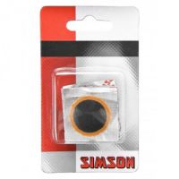 Simson Plakkers 33 mm 8 Stuks