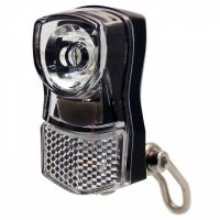 Union koplamp UN-4800 led batterijen 60 mm zwart